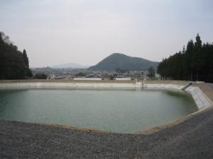 富之尾地区 ため池実施設計業務